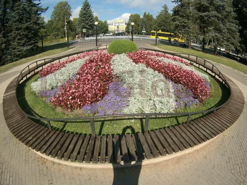 Центральный вход, Зеленогорский парк культуры и отдыха