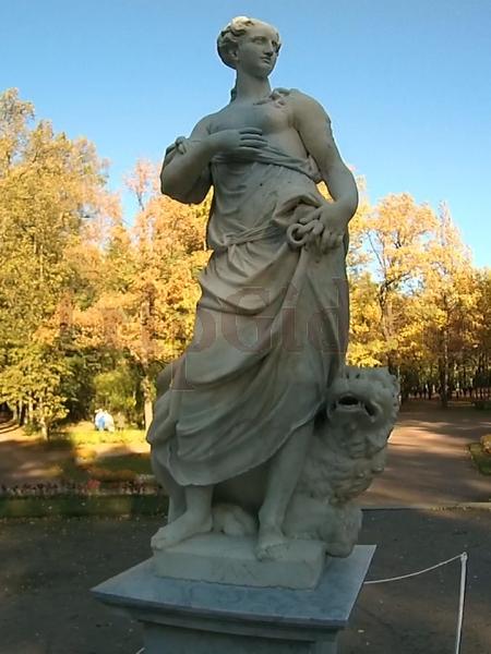 Павловский парк, Павловск