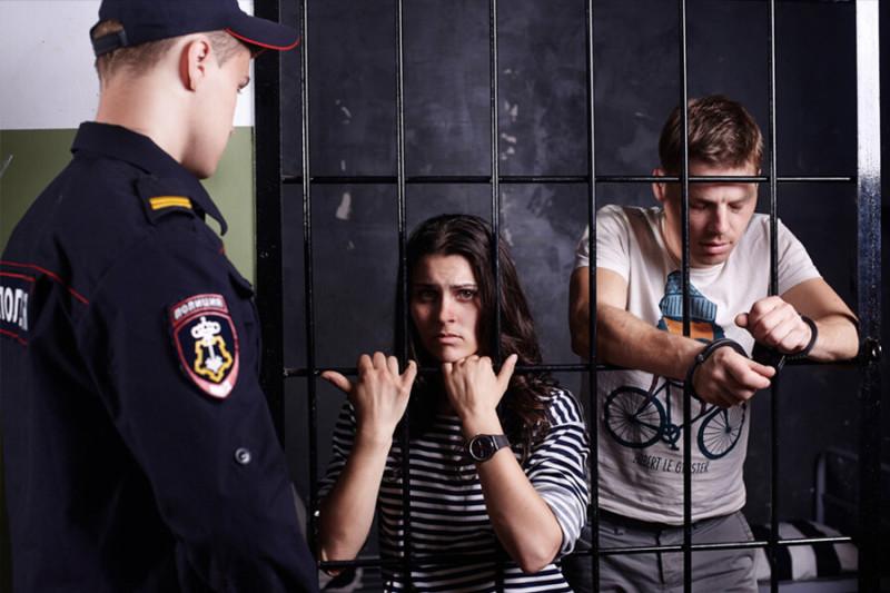 Побег из тюрьмы от Квеструм, Квесты в реальности в СПб