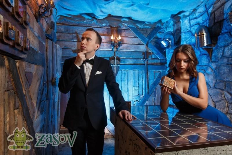 Сокровища нации от za-Sov, Квесты в реальности в СПб