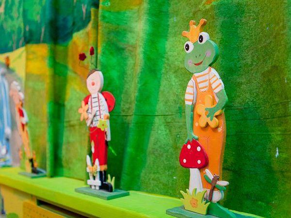Интерактивные детские театры